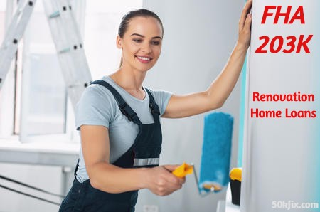 Best Tricks About FHA 203(k) Streamline Rehabilitation Loan That You Can Use In 2020 - FHA 203K Limited Loan Requirements