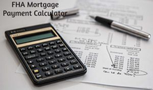 fha mortgage payments calculator
