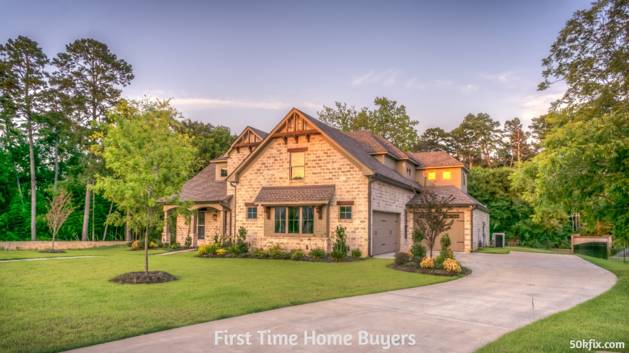 5 Great Techniques For First Time Homebuyers - First Time Home Buyers