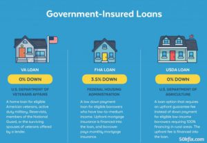 Government Funded Loans