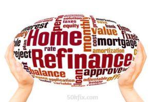 home refinance cloud
