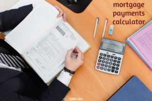 mortgage payments calculator brown