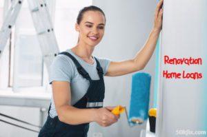 renovation home loan
