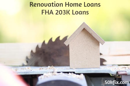 FHA 203K Loan Limits